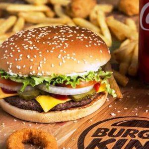 Burger King Ijen Malang, kuliner halal malang, kuliner malang