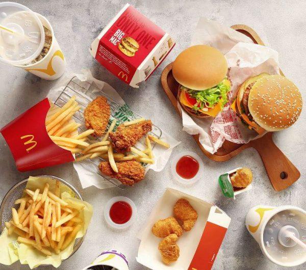 McDonald's MT Haryono, kuliner halal malang, kuliner malang, makanan malang, restoran malang Malang,