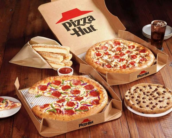 Pizza Hut Semeru Malang, kuliner halal malang, kuliner malang