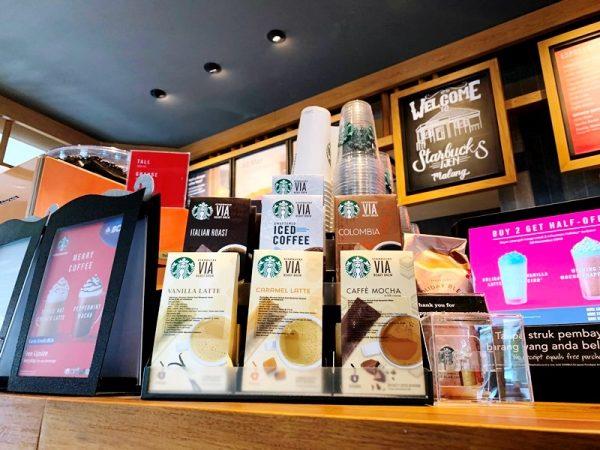 Starbucks Ijen Malang, kuliner halal malang, kuliner malang