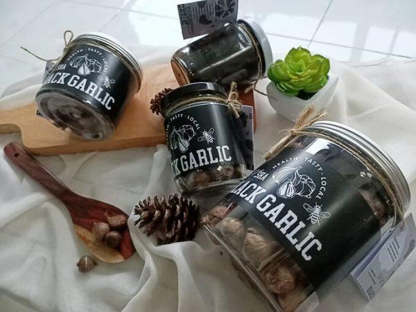 B.SHA black garlic malang kuliner halal malang kuliner malang