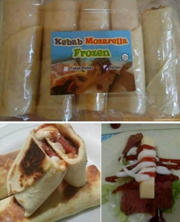 kebab mozarella malang kuliner halal malang kuliner malang